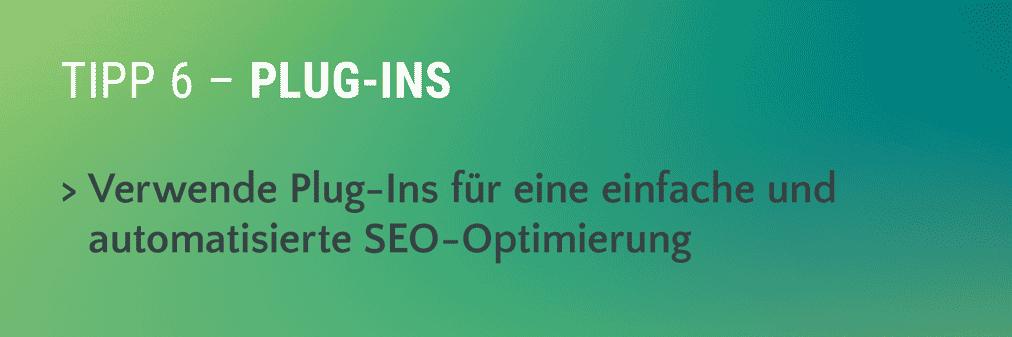 SEO_Optimierung-PlugIns-Tipps