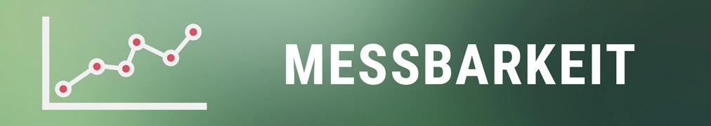 Effizienzstudie Messbarkeit