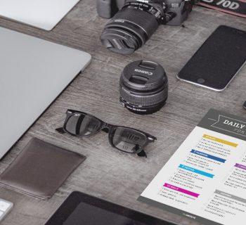 Blog Organisation – Freebie: Daily Checklist zum Download