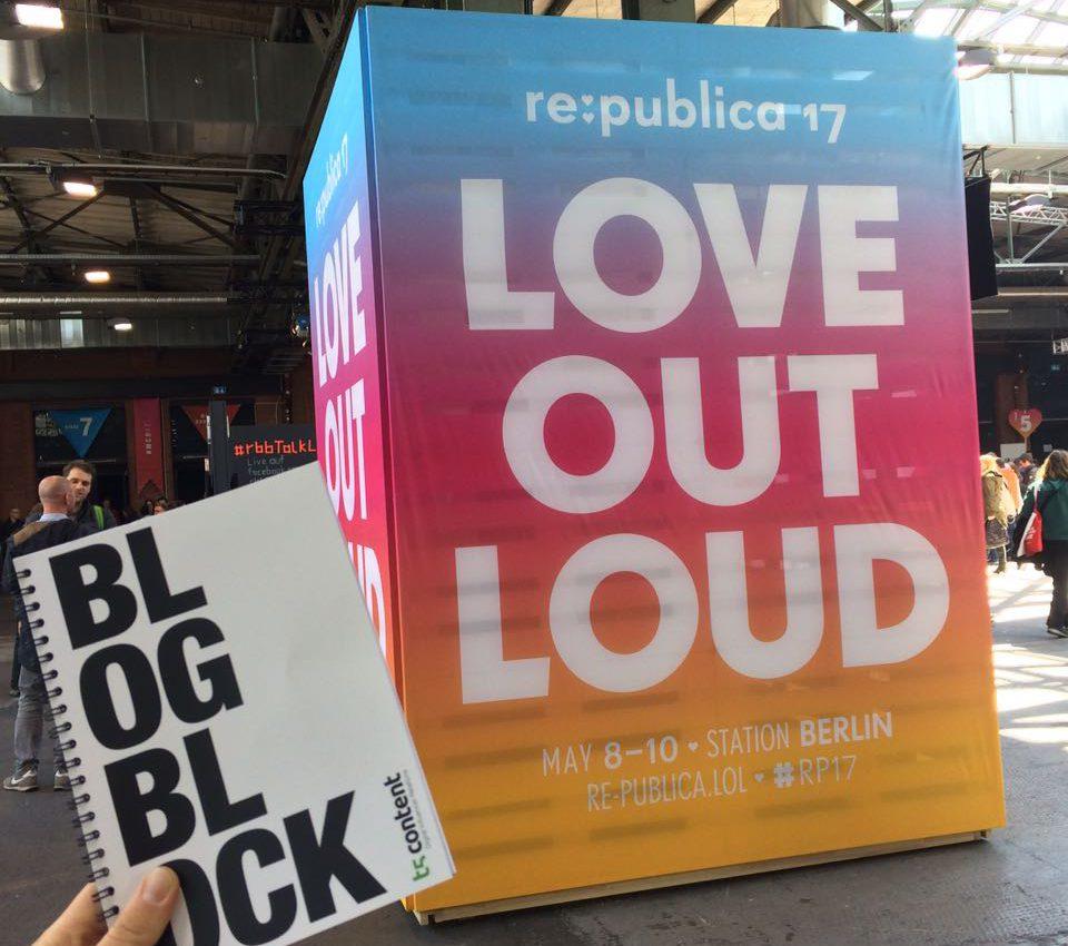 Rückblick: Die re:publica 2017 in Berlin
