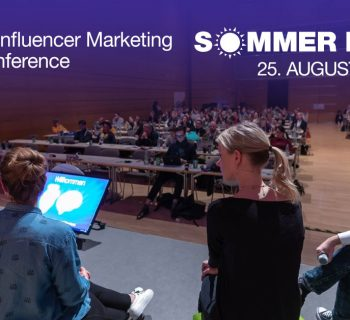 All Influencer Marketing Conference München 2020